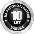 Záruka 10 let na detektor CO
